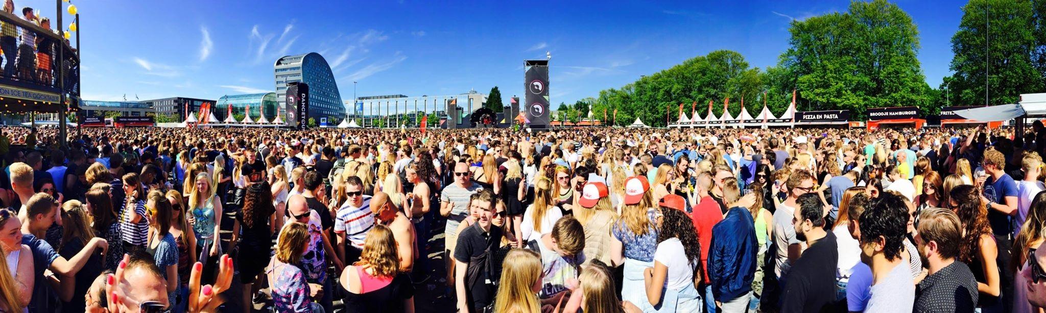 investicon festival security